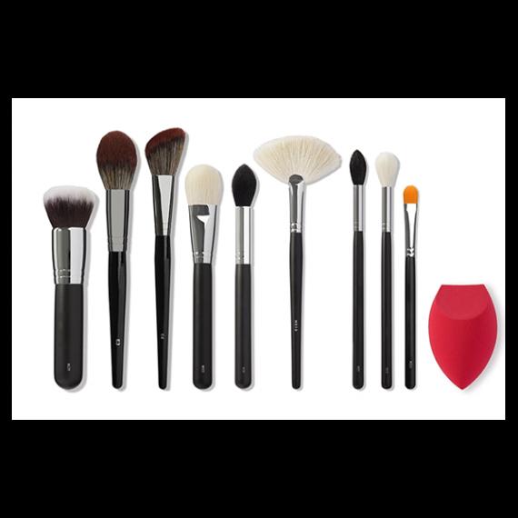 Morphe Babe Faves Face Brush Set