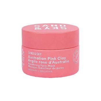 Sand & Sky Australian Pink Clay Porefining Face Mask 30ml