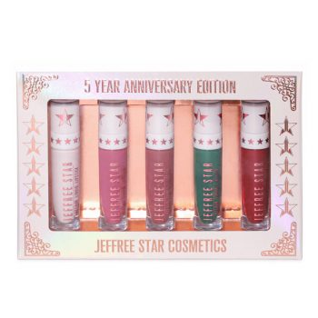 Jeffree Star Cosmetics 5 Year Anniversary Edition