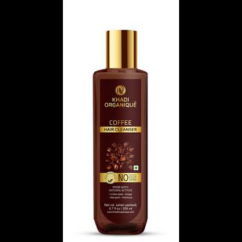 Khadi Organique Coffee Hair Cleanser