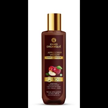 Khadi Organique Apple Cider Vinegar Hair Cleanser