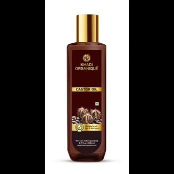 Khadi Organique Castor Oil