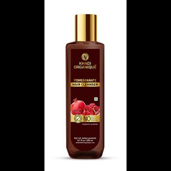 Khadi Organique Pomegranate Hair Cleanser